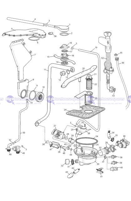 Dishlex dx302 repair manual